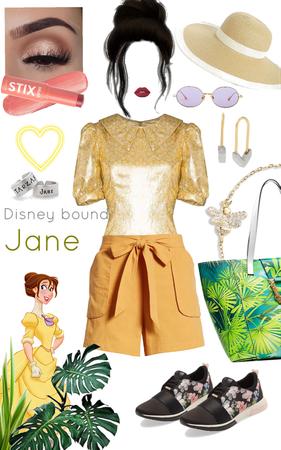 Disney bound Jane