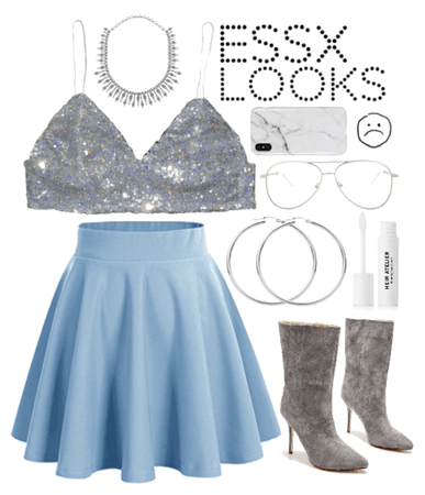 Sparkles n Blue