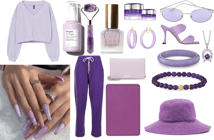 Another purple