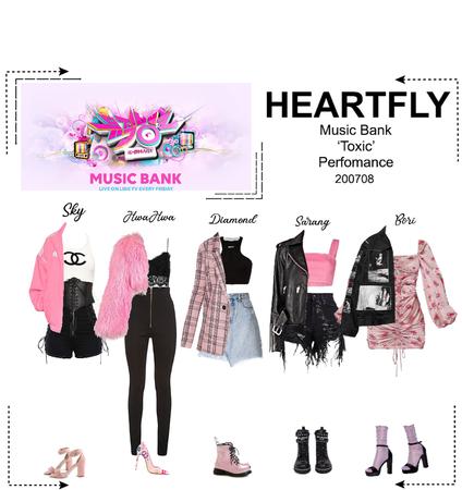 HEARTFLY (하트플라이요) MUSIC BANK [TOXIC] PERFORMANCE