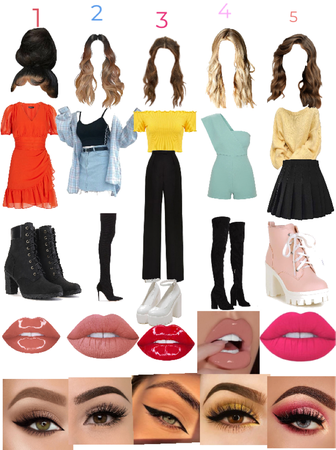 wath's your favorite outfit