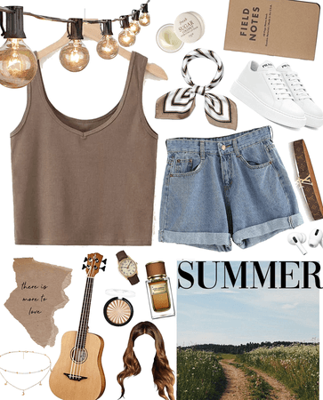 #SUMMER NEUTRAL😎
