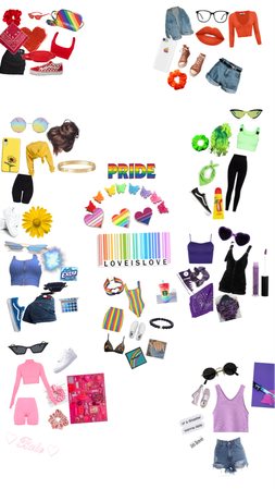 pride month❤️🧡💛💚💙💜💗