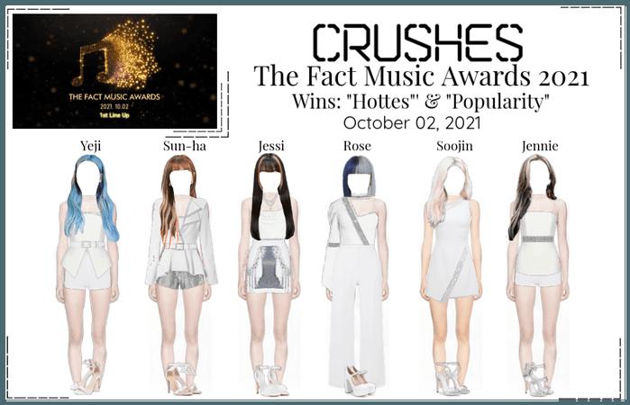 Crushes (호감) - [The Fact Music Awards 2021]