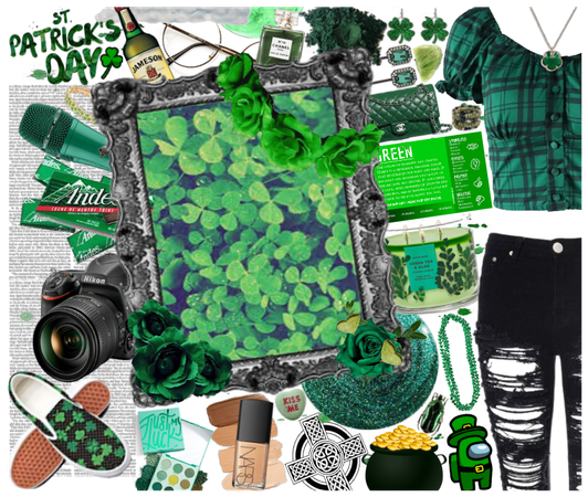 #Green #St.-Patrick's-Day #Go-Green-Challenge
