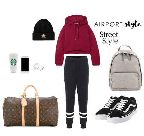 look for airport