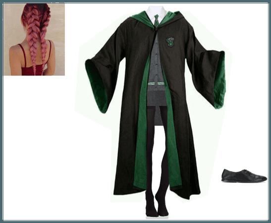 Slytherin OC - Hogwarts