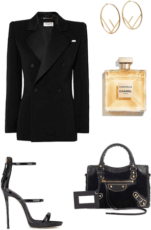 Black is elegant