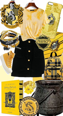 I am a Hufflepuff and proud of it