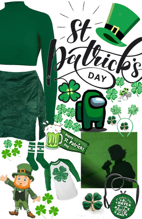 st paddy's day | challenge
