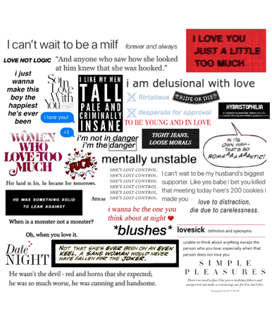 Mr. K Quote Fillers Moodboard