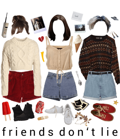 stranger things outfits