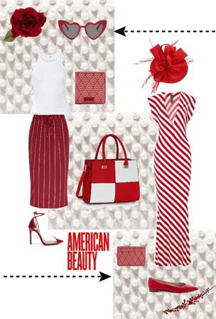 White Stripes - Red Pops