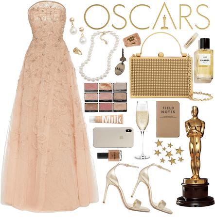 oscars outfit