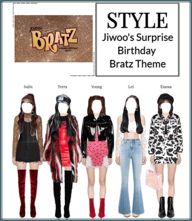 [STYLE] Jiwoo Surprise Birthday