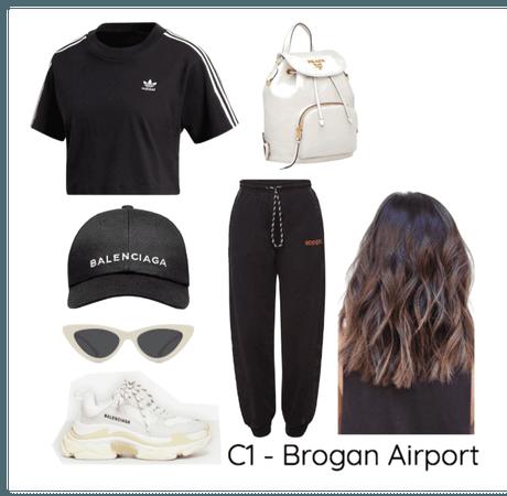 Brogan Airport