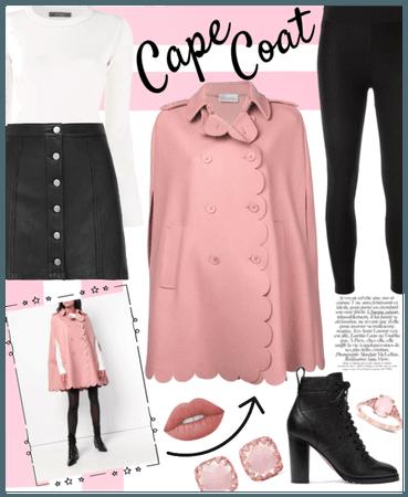 Fall Trend: Cape Coat