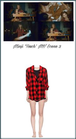 Minji 'Touch' MV Scene 3