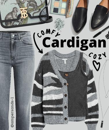 Comfy Cozy Cardigan