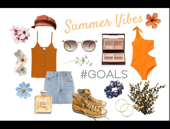 ❀ Summer Goals ❀