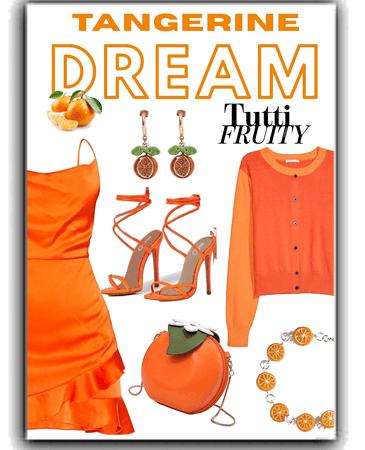 tangerine dream 🍊