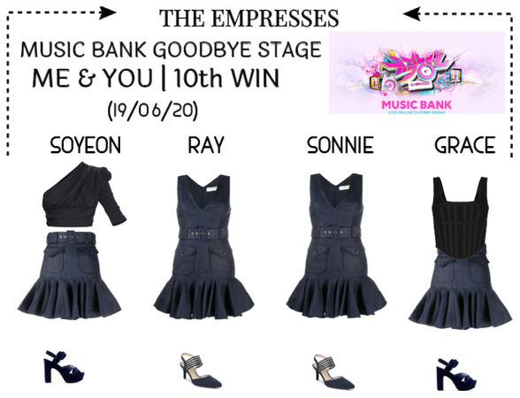 [EMPRESS] MUSIC BANK | ME & YOU | 10th WIN