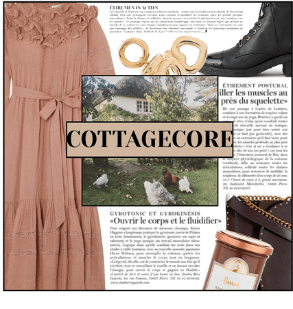 Fashion File: A Day In The Life Of Cottage Core - Contest