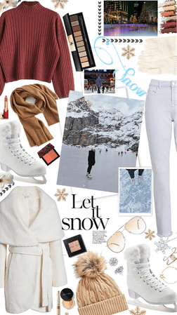❄️Ice Skating Outfit⛸