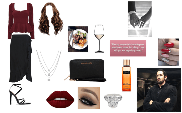Date night with him - Wade Barrett