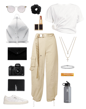 Airport Fashion #1