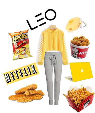 Leo: Quarantine Style