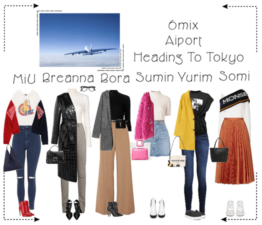 《6mix》Heading To Tokyo