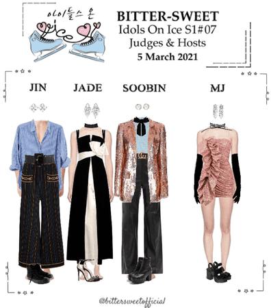 BITTER-SWEET [비터스윗] (MJ & JADE) Idols On Ice 210305