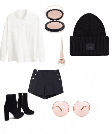 a kpop-ish outfit for anything you'd like