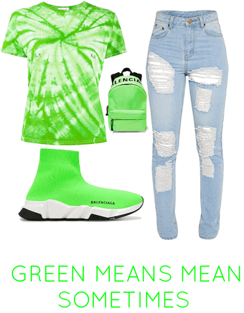 GREEN OBSTACLE 💚