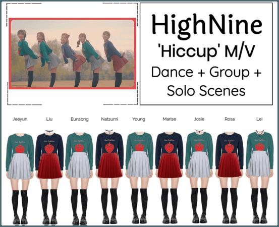 """HighNine (하이 나인) """"Hiccup"""" M/V"""