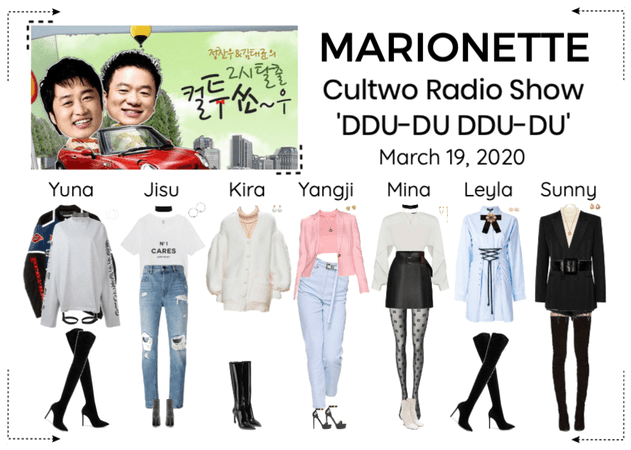 MARIONETTE (마리오네트) Cultwo Radio Show