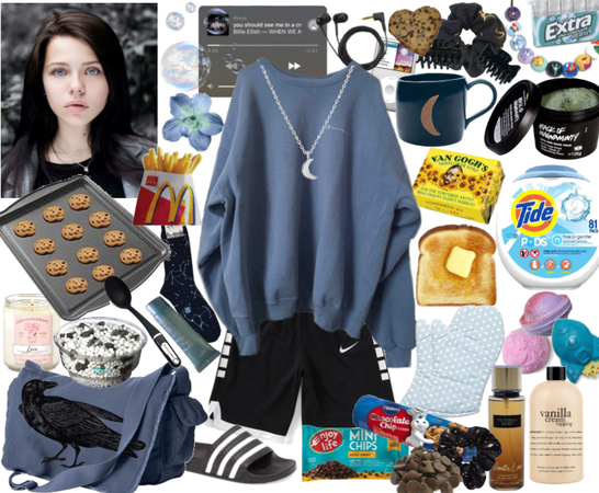 daughter of nyx lazy day foodie outfit