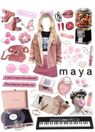 #20 - maya