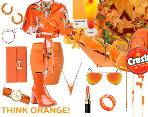 Think Orange!