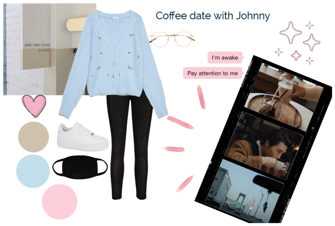 Coffee date with Johnny (NCT127)