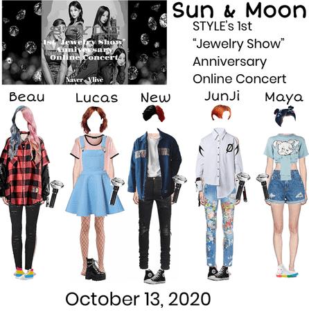 Sun & Moon Attending Style's 1st Anniversary Concert