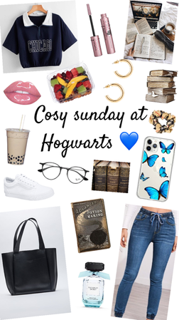 Thalya Collection ~ Cosy Sunday at Hogwarts