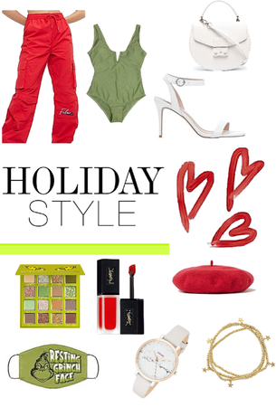 Holiday style - Christmas