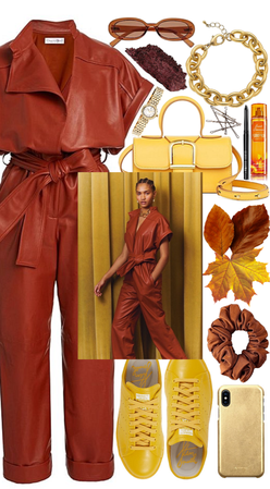 Fall Jumpsuit