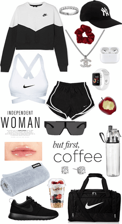 Gym Workout Outfit