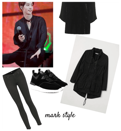 Mark style