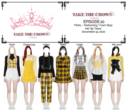 """""""Take The Crown"""" Ep.10 Final - Performing"""