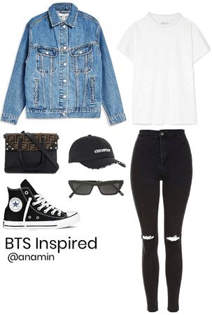 BTS Inspired