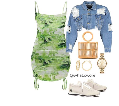 Dress & Sneakers pt.2
